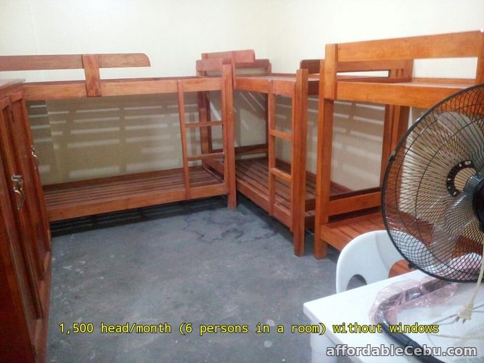 1st picture of FEMALE DORM FOR RENT-AVAILABLE BEDSPACER For Rent in Cebu, Philippines