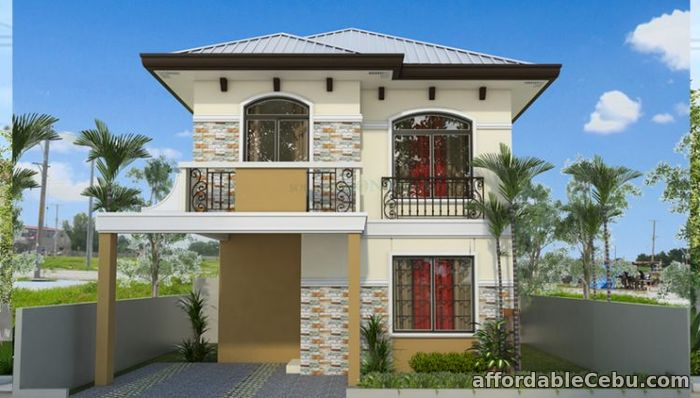 1st picture of House Model Victoria House and Lot For Sale Pag-ibig Fee For Sale in Cebu, Philippines