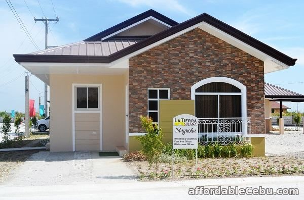 1st picture of House Model  Magnolia La Tierra Solana House and lot for sale For Sale in Cebu, Philippines