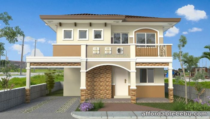 1st picture of House Model Mira House and Lot For Sale Pag-Ibig Fee For Sale in Cebu, Philippines