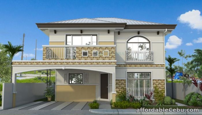 1st picture of House Model Ysabella Classic House and Lot For Sale Pag-Ibig Fee For Sale in Cebu, Philippines