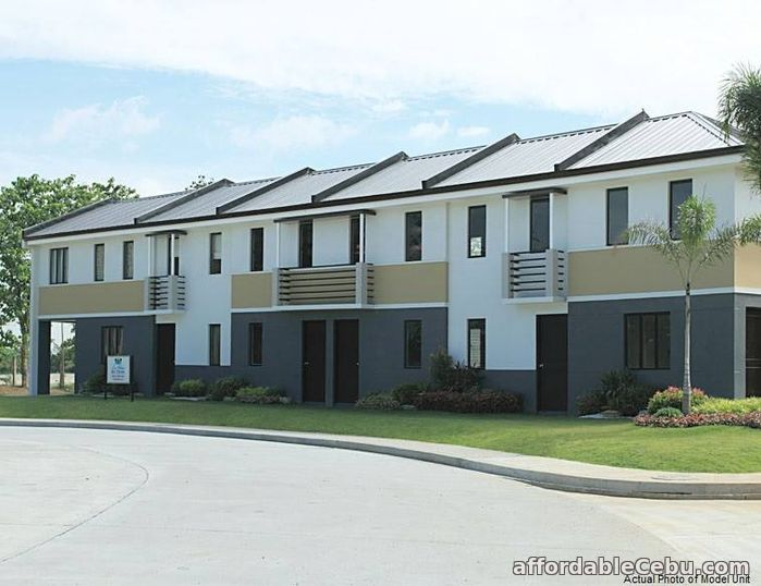 1st picture of La Aldea Fernandina Clasic Inside Unit House and Lot For Sale For Sale in Cebu, Philippines