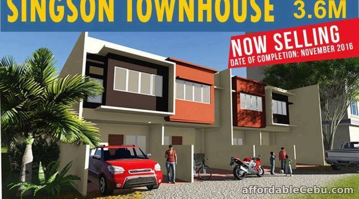 1st picture of House and Lot at Singson Guadalupe For Sale in Cebu, Philippines