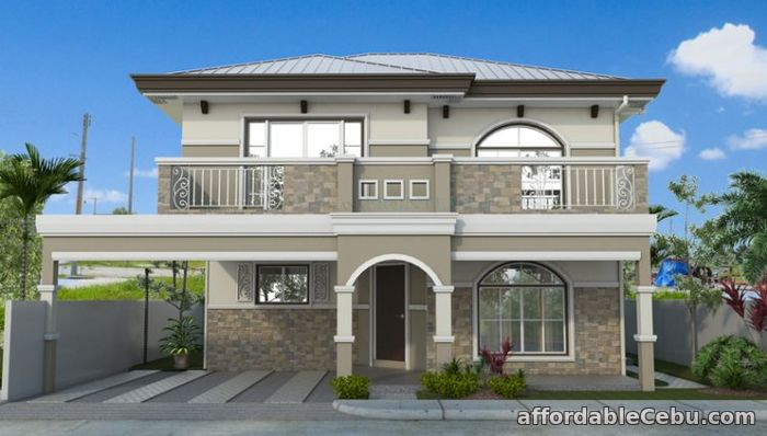 1st picture of ​House Model Ysabella Grand House and Lot For Sale Pag-Ibig Fee For Sale in Cebu, Philippines