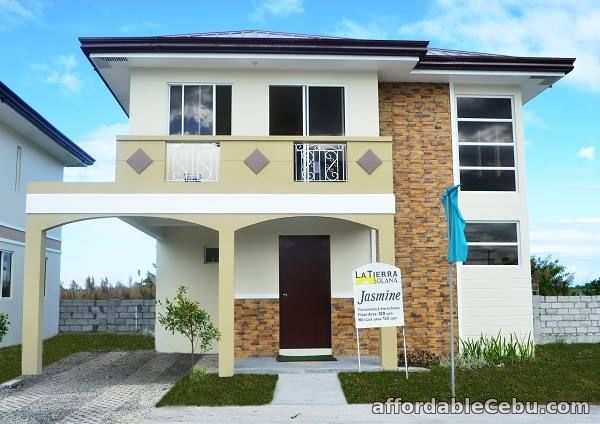 1st picture of House Model Jasmine La Tierra Solana House and lot for sale For Sale in Cebu, Philippines