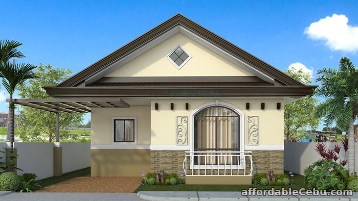 1st picture of ​House Model Larissa House and Lot For Sale Pag-Ibig Fee For Sale in Cebu, Philippines