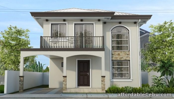 1st picture of ​House Model Natalia House and Lot For Sale Pag-Ibig Fee For Sale in Cebu, Philippines