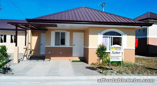 1st picture of House Model Aster La Tierra Solana House and lot for sale For Sale in Cebu, Philippines
