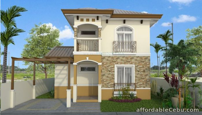 1st picture of House Model Sofia House and Lot For Sale Pag-Ibig Fee For Sale in Cebu, Philippines