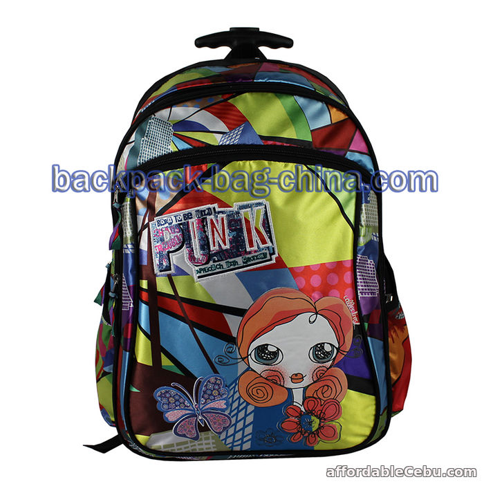 1st picture of Quality School Trolley Bag For Sale in Cebu, Philippines