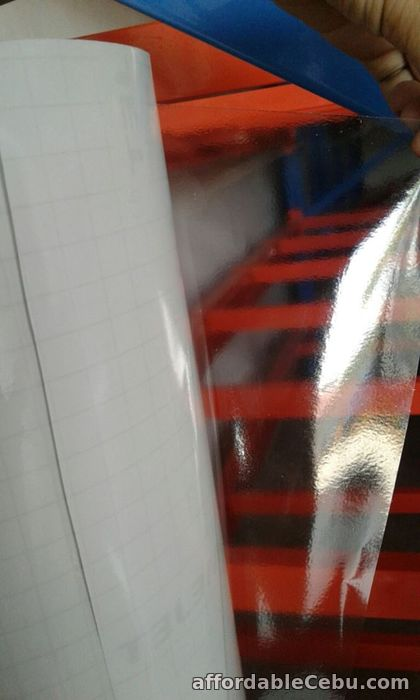 Vinyl Sticker Graphic Materials Opaque Translucent