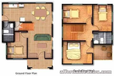 2nd picture of 2-STOREY HOUSE AND LOT IN COLLINWOOD LAPU-LAPU CITY FOR SALE For Sale in Cebu, Philippines