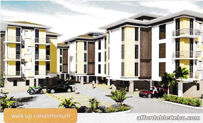 1st picture of Walk up condo for sale near at Gaisano Grand Basak, Lapu-Lapu City, Cebu For Sale in Cebu, Philippines