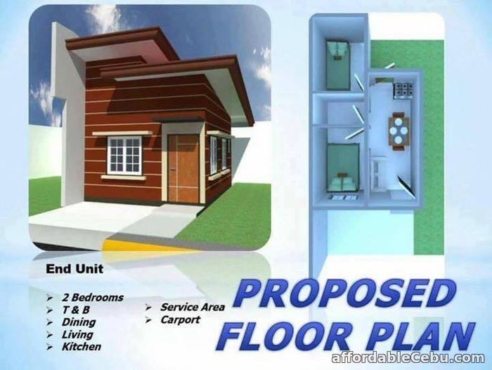 3rd picture of Stop renting, Start buying now-as low as 7,500 For Sale in Cebu, Philippines