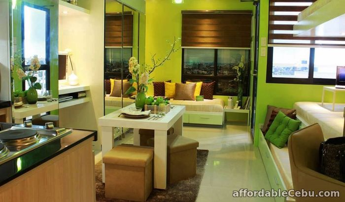 2nd picture of Reopen Ready for occupancy studio unit at Mabolo Garden Flats in cebu For Sale in Cebu, Philippines