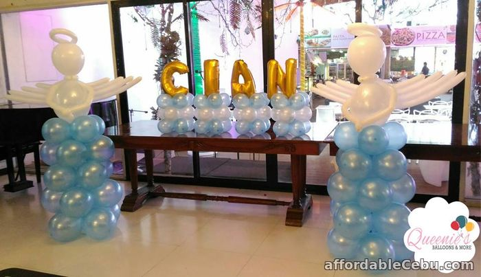 Balloon decoration packages for sale cebu city cebu for Balloon decoration packages