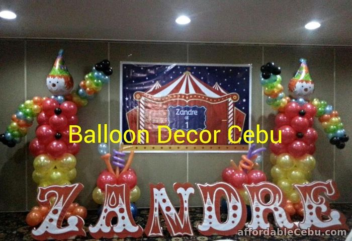 Balloon decoration packages for sale cebu city cebu for Balloon decoration packages manila