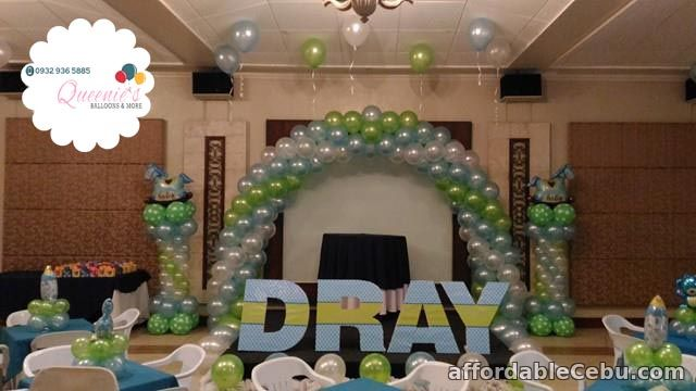 1st picture of Balloon decoration packages For Sale in Cebu, Philippines