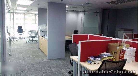 1st picture of 128 sqm.1 parking Office space For Rent Ortigas Center For Rent in Cebu, Philippines
