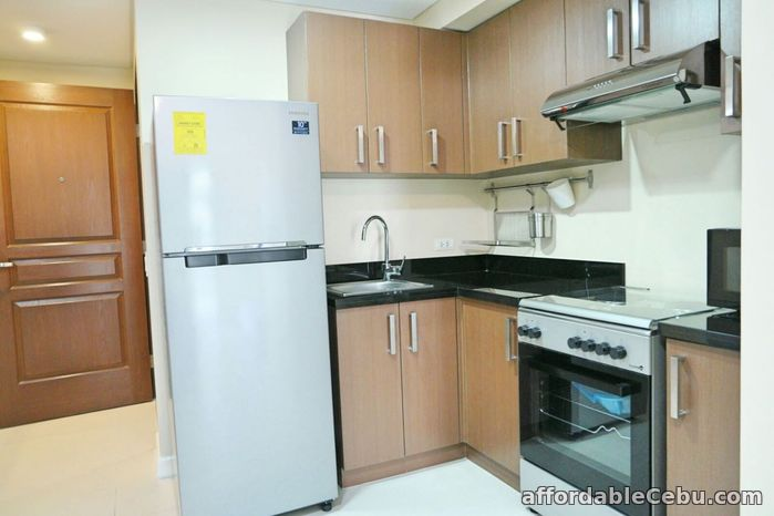 4th picture of FOR LEASE RED OAK STUDIO UNIT-MODIFIED TO 1BR For Rent in Cebu, Philippines