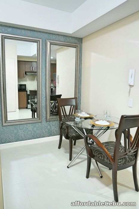 5th picture of FOR LEASE RED OAK STUDIO UNIT-MODIFIED TO 1BR For Rent in Cebu, Philippines