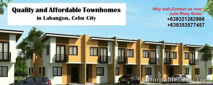1st picture of Very affordable house for sale at Bliss Labangon, Cebu City For Sale in Cebu, Philippines