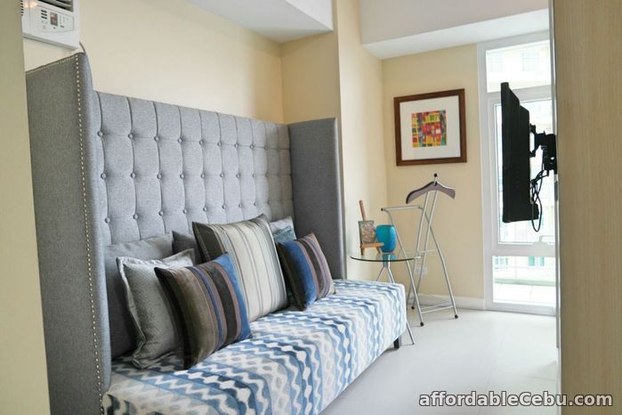 3rd picture of FOR LEASE RED OAK STUDIO UNIT-MODIFIED TO 1BR For Rent in Cebu, Philippines