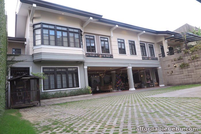 1st picture of FOR SALE 4 BR MODERN-CLASSIC FRENCH INSPIRED HOME For Sale in Cebu, Philippines