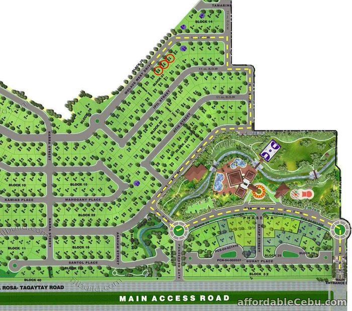 1st picture of VERDANA HOMES MAMPLASAN LOT FOR SALE For Sale in Cebu, Philippines