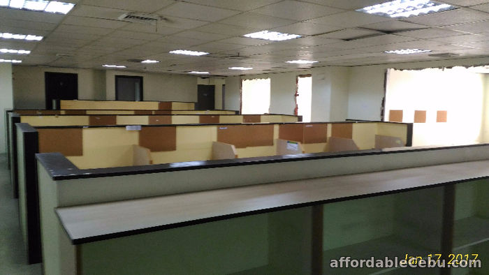4th picture of OFFICE SPACE FOR LEASE For Rent in Cebu, Philippines