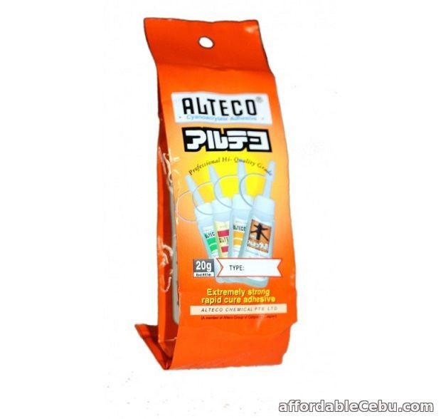 1st picture of Alteco Cyanoacrylate Adhesive WSQ Super Glue Offer in Cebu, Philippines