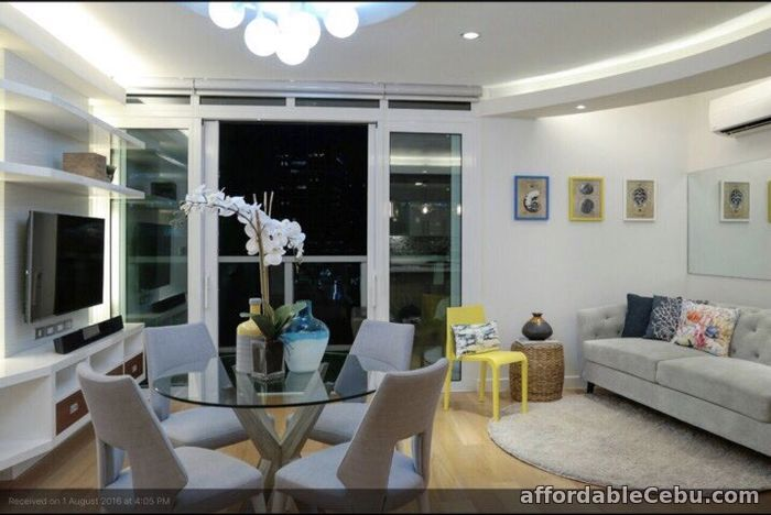 1st picture of FOR LEASE PARK TERRACES TOWER 1 (1BR) For Rent in Cebu, Philippines