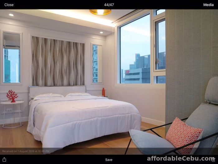 5th picture of FOR SALE PARK TERRACES TOWER 1 (2 BEDROOM) For Sale in Cebu, Philippines