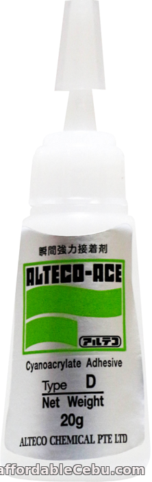 1st picture of Alteco Cyanoacrylate Adhesive Type D For Sale in Cebu, Philippines