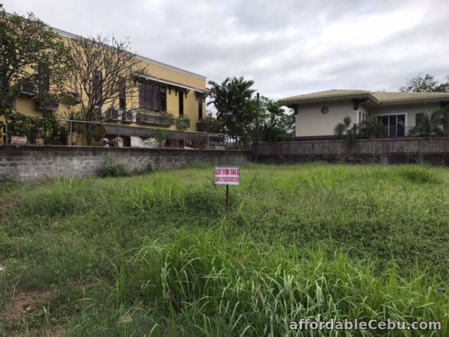 1st picture of FOR SALE AYALA ALABANG VILLAGE LOT For Sale in Cebu, Philippines