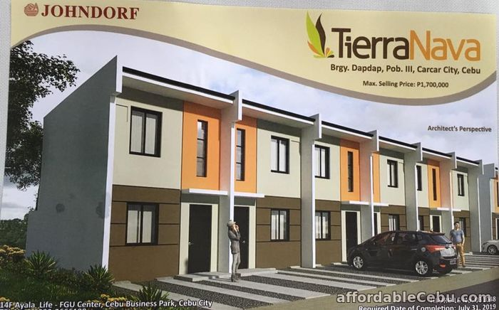 1st picture of House for sale in Carcar City, Cebu For Sale in Cebu, Philippines