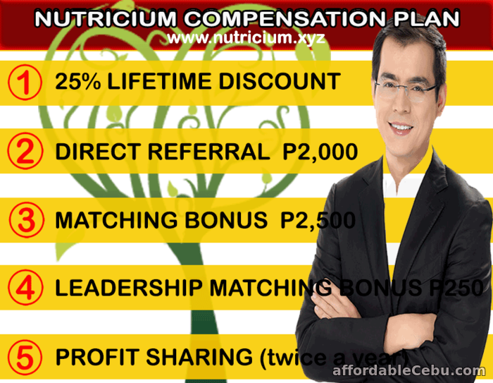 1st picture of NUTRICIUM ang MLM company ni Isko Moreno Looking For in Cebu, Philippines