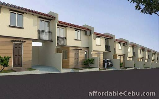 1st picture of Nortierra subd.Mediterranean two-storey townhouse For Sale in Cebu, Philippines