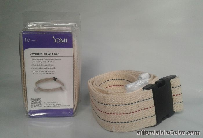 1st picture of TRANSFER GAIT BELT US QUALITY For Sale in Cebu, Philippines