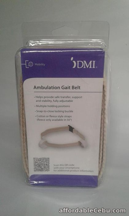 2nd picture of TRANSFER GAIT BELT US QUALITY For Sale in Cebu, Philippines