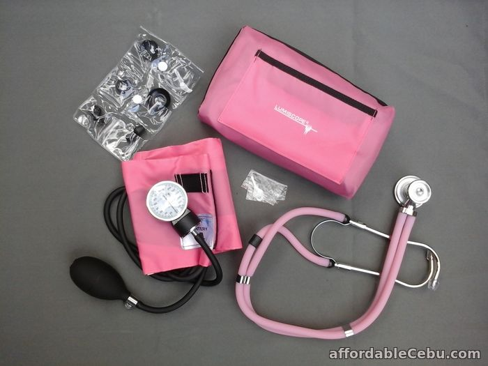 1st picture of Lumiscope BP Aneroid Sphygmomanometer with Stethoscope For Sale in Cebu, Philippines