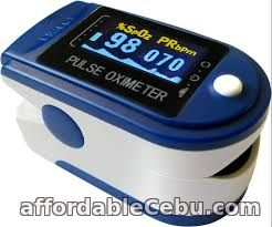 1st picture of PULSE OXIMETER WITH COLORED OLED US QUALITY For Sale in Cebu, Philippines