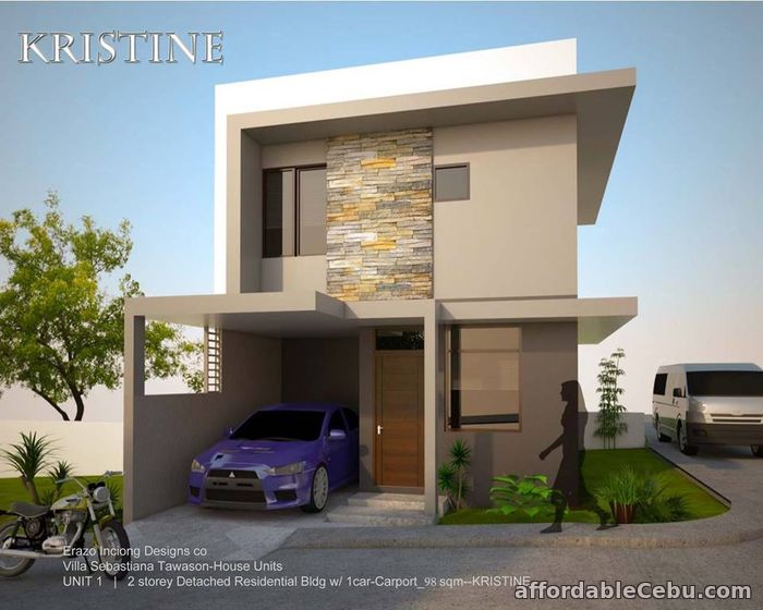 1st picture of Villa Sebastiana Residences Location: Tawason, Mandaue City, Cebu For Sale in Cebu, Philippines