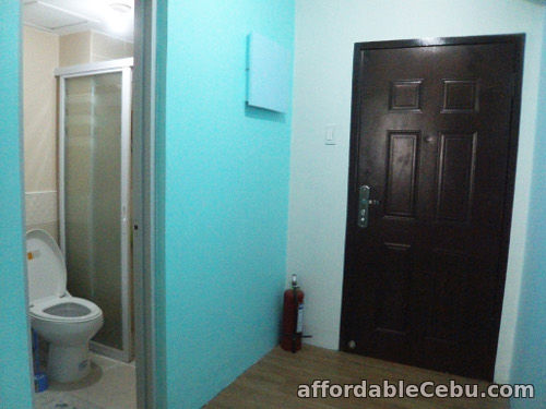 2nd picture of Lancris Residences studio unit for sale For Sale in Cebu, Philippines