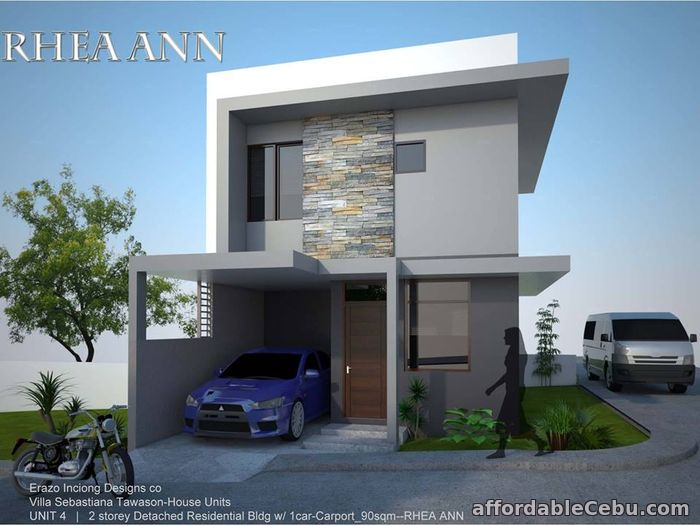 2nd picture of Villa Sebastiana Residences Location: Tawason, Mandaue City, Cebu For Sale in Cebu, Philippines