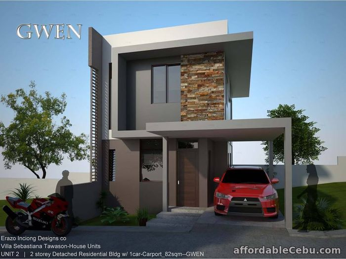 5th picture of Villa Sebastiana Residences Location: Tawason, Mandaue City, Cebu For Sale in Cebu, Philippines