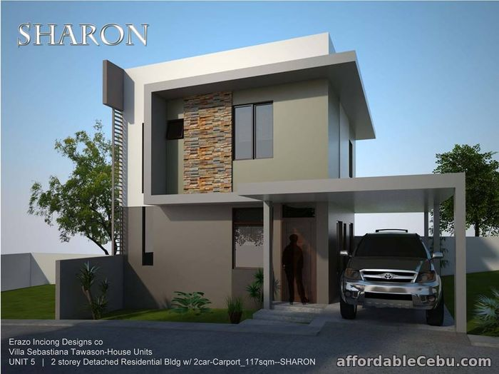 3rd picture of Villa Sebastiana Residences Location: Tawason, Mandaue City, Cebu For Sale in Cebu, Philippines