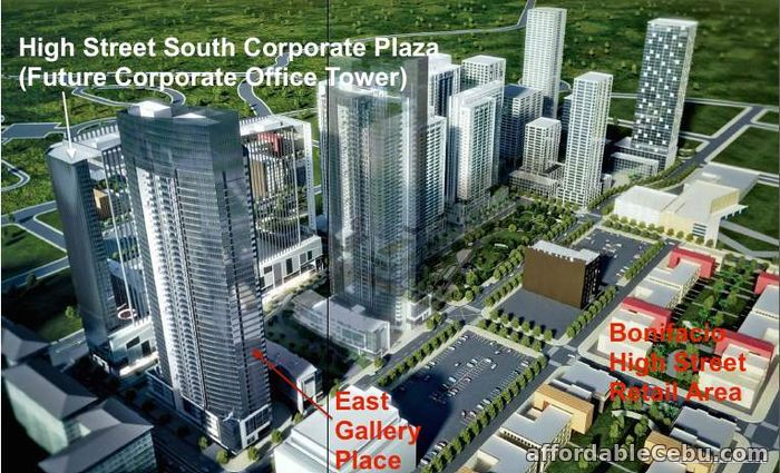 5th picture of PRIME CORNER OFFICE FOR SALE IN BONIFACIO GLOBAL CITY For Sale in Cebu, Philippines