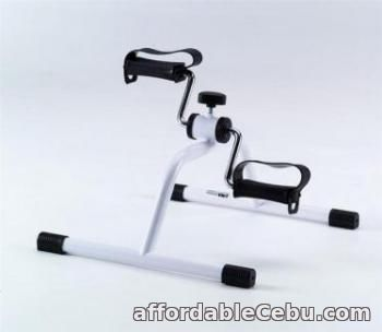 1st picture of PEDAL EXERCISER WITH ADJUSTABLE RESISTANCE,FOOT STRAP For Sale in Cebu, Philippines