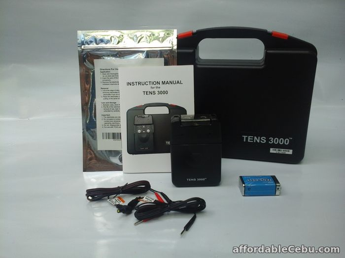 3rd picture of Intensity Twin Stim III Nerve Stimulator EMS TENS For Sale in Cebu, Philippines